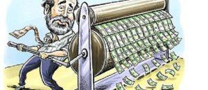 Neden Para Basmıyoruz? (Ülke Borcunu Ödemek İçin)