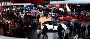 2018 Paris Otomobil Fuarı'nda Tanıtılan Yeni Modeller