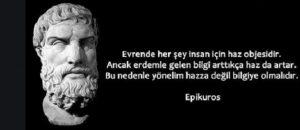 Epikür ve Epikuroscu Mutluluk Formülü